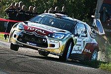 WRC - Citroen: Angriff auf die spanische Krone