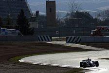 Formel 1 - Testing Time - Die Fakten: Wer testete im Winter 04/05 wie oft?