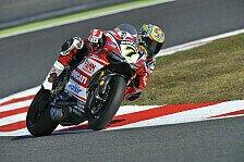 Superbike - Ducati hofft auf versöhnliches Saisonende