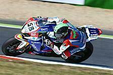 Superbike - Suzuki rechnet mit guter Performance in Katar