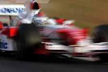 Formel 1 - Toyota vs. Kerbs