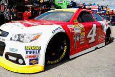 NASCAR - Harvick holt in Kansas seine achte Pole