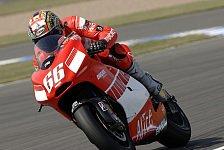 MotoGP - Hofmann wieder auf der Werks-Ducati