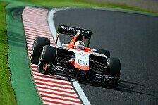 Formel 1 - Marussia darf nicht mit Vorjahresauto starten