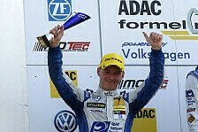 ADAC Formel Masters - Günther: Bereit für den nächsten Schritt