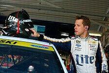 NASCAR - Nach Charlotte: Strafen für Keselowski und Stewart