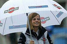 Formel 1 - Susie Wolff: Aufstieg bei Williams