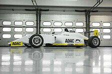 ADAC Formel Masters - Der neue ADAC Formel 4 in Hockenheim!