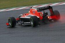 Formel 1 - Marussia pleite: Kein Start in Abu Dhabi