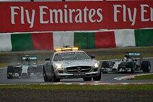 Formel 1 - Bianchi-Unfall: Villeneuve fordert Änderungen