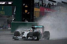 Formel 1 - Rennanalyse: Regenkönig Hamilton
