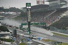 Formel 1 - Wetter Japan: Taifun bedroht Rennen in Suzuka