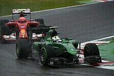 Formel 1 - Ferrari Vorschau: Russland GP