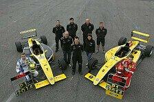 ADAC Formel Masters - Fahrerlagergeschichten vom Hockenheimring