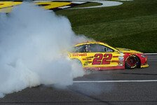 NASCAR - Bilder: Hollywood Casino 400 - 30. Lauf (Chase 4/10)