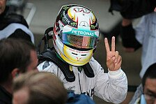 Formel 1 - Mercedes Vorschau: Russland GP