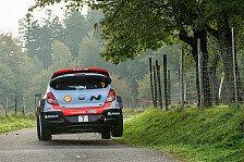 WRC - Hyundai: 2015 mit zwei oder drei Autos?