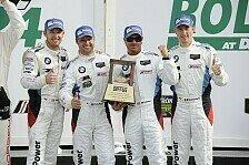 USCC - Die erste Saison vom BMW Team RLL im Rückblick