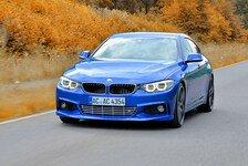 Auto - BMW 4er Gran Coupé entwickelt von AC Schnitzer