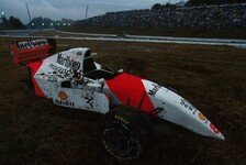 Formel 1 - Brundle: Deja-vu nach Bianchi-Unfall