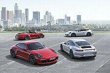 Auto - Ab November: Vier neue Porsche 911 Carrera GTS