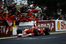 Michael Schumacher - Euer bester Moment: Der 1. Ferrari-Titel