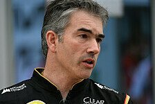 Formel 1 - Chester: Gut erholt zum Spa-Klassiker