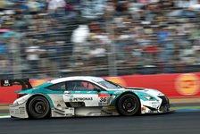 Super GT - Thailand: Strategie-Coup sichert Lexus den Sieg