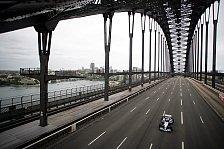 Formel 1 - Sydney will Australien-Grand-Prix