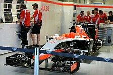 Formel 1 - Bianchi-Unfall: Kein technisches Versagen
