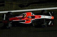 Formel 1 - Marussia nicht in Abu Dhabi: Rettung gescheitert