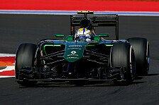 Formel 1 - Caterham: Ericsson als Lichtblick