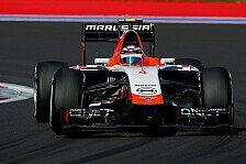 Formel 1 - Marussia in Austin mit zwei Autos am Start