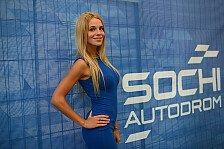 F1, Russland ohne Grid-Girls? Nicht mit uns! Best-of aus Sochi