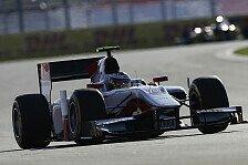 GP2 - Abu Dhabi: Letzte Pole für Vandoorne