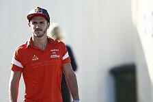 IndyCar - Daniel Abt beeindruckt bei Test in den USA