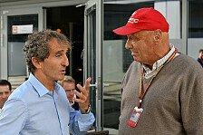 Formel 1 - Prost: Deshalb ist er kein Teil des Renault-Teams
