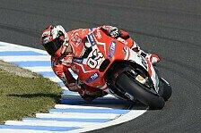 MotoGP - Dovizioso: Gedanke an Podest ist erlaubt
