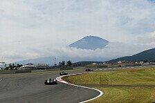 WEC - Bilder: Oyama am Fuji - Fuji Speedway