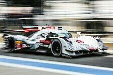 WEC - Audi startet in Japan aus Reihe drei