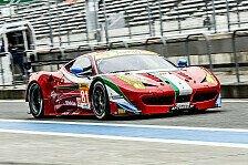 WEC - AF Corse zieht beide Amateur-Ferrari zurück