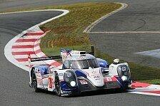 WEC - Toyota bleibt in Fuji ungeschlagen