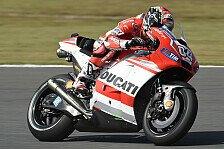 MotoGP - Ducati: Unterschiedliche Wetterwünsche bei Piloten