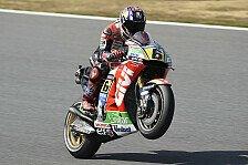 MotoGP - Bradl: Ducati auf der Bremse zu stark