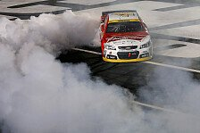 NASCAR - Bilder: Bank of America 500 - 31. Lauf (Chase 5/10)