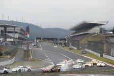 WEC - Startkollision wirft 911 RSR am Mount Fuji zurück