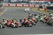 MotoGP - 25 Fahrer in der Königsklasse