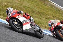 MotoGP - Dovizioso: Praktisch kein Gefühl