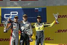GP2 - Erster GP2- Sieg für Sorensen in Sochi
