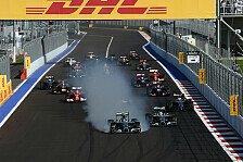 Formel 1 - Russland GP: Vorschau Team für Team